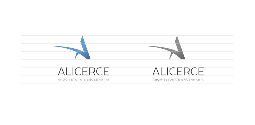 Logotipo Alicerce